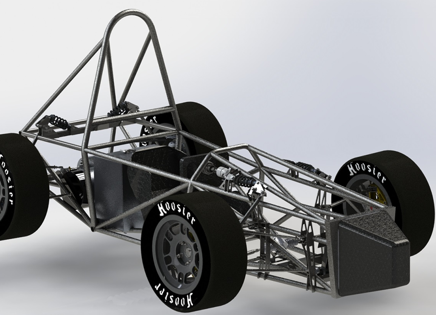 how to create a bom in solidworks baja sae chassis